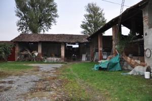 Interno della cascina Berlia. Fotografia diIlenia Zappavigna, 2012.