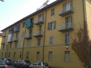 26° quartiere IACP, vie Sempione, Petracqua, Gallina, Ghedini