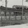 Officina, deposito locomotive e piattaforma girevole della Stazione di Torino della linea Torino-Ciriè-Lanzo