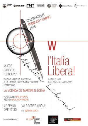 Viva l'Italia Libera!