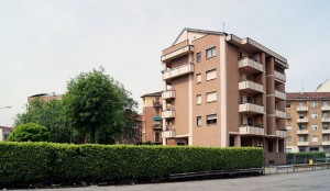 Edifici residenziali sull'area Ex Granaglia Officine Meccaniche. Fotografia di Luca Davico, 2015 in www.immaginidelcambiamento.it