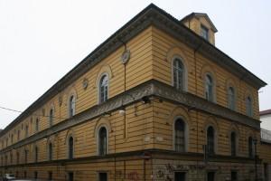 Ex caserma Podgora (già monastero di Santa Croce), ora dipartimenti dell'Università degli Studi