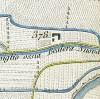 Cascina Chiabotto Quaglia.Topografia della Città e Territorio di Torino, 1840, © Archivio Storico della Città di Torino