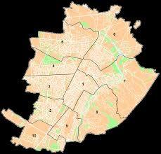 Circoscrizioni prima del 2016