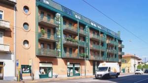 Edifici residenziali, già Fabbrica Fadit, Coca-Cola