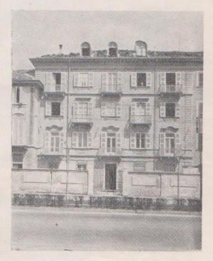 Casa Madre Congregazione Suore del Santo Natale, ora pensionato, post 1909 (?). Fotografia Archivio Congregazione Suore del Santo Natale.