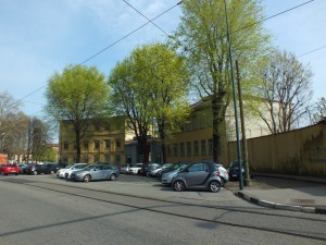 Stabilimento ex Filatura di Tollegno – ex Lanificio Bona – ex Lanificio di Torino Maggia. Fotografia di Paola Boccalatte, 2014. © MuseoTorino