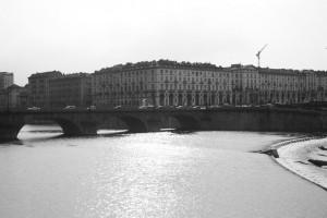 Ponte Vittorio Emanuele I. Fotografia Mattia Cantoni, 2012.