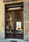 Levi Aprile, cartoleria, esterno, Fotografia di Marco Corongi, 2003 ©Politecnico di Torino
