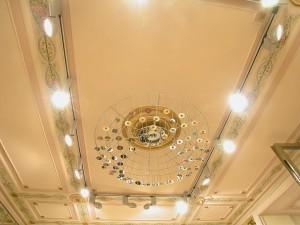 Kiko cosmetici, particolare del soffitto, Fotografia di Marco Corongi, 2005 ©Politecnico di Torino