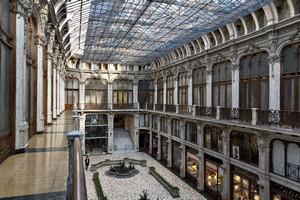 Pietro Carrera, Galleria Subalpina (piano superiore), 1874. Fotografia di Mattia Boero, 2010. © MuseoTorino.