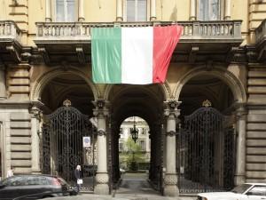 Palazzo Martini. Fotografia di Mattia Mammoliti, aprile 2011.