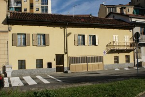 Casetta via Aosta 139. Fotografia Giuseppe Beraudo, 2009
