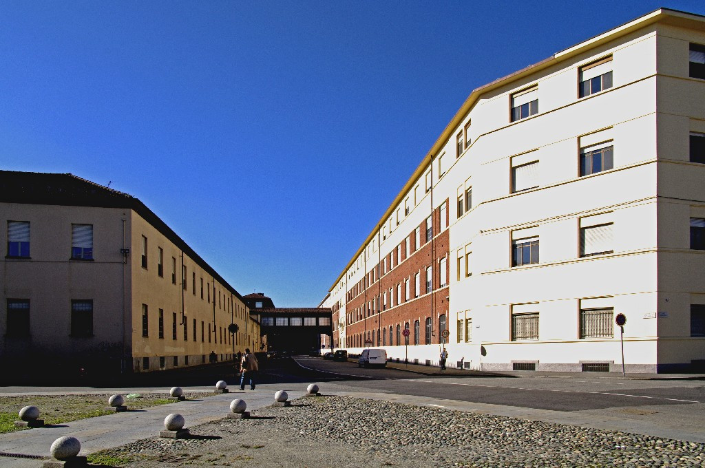 Piccola Casa della Divina Provvidenza, Ospedale Cottolengo, Via San ...