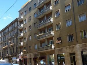 Edificio di civile abitazione in Via Luigi Cibrario 26