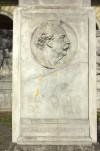 Monumento a Edmondo De Amicis. Fotografia di Giuseppe Caiafa, 2011.