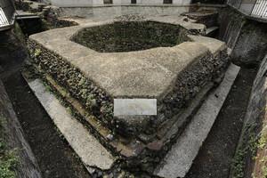 I resti della torre angolare romana presso il santuario della Consolata. Fotografia di Paolo Gonella, 2010. © MuseoTorino