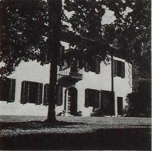 Villa Moriondo, già Vigna Ossetti