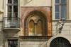 Casa medievale in via Tasso. Fotografia di Marco Saroldi, 2010. © MuseoTorino