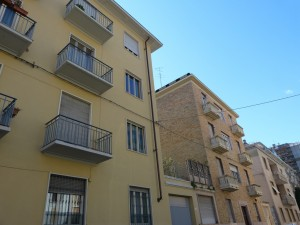 Edificio di civile abitazione in via Morghen 10