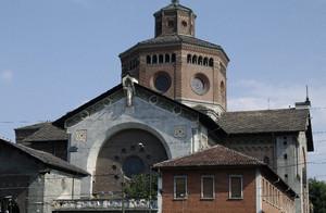 La chiesa di Nostra Signora della Salute. Fotografia di Dario Lanzardo, 2010. © MuseoTorino