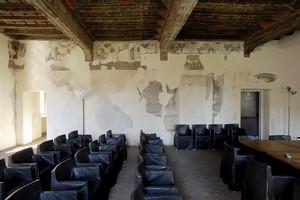 Interno di casa del Pingone. Fotografia di Paolo Gonella, 2010. © MuseoTorino