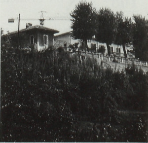 Villa Giusti Brachetti, già Vigna Brachetti
