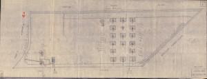 Bombardamenti aerei. Censimento edifici danneggiati o distrutti. ASCT Fondo danni di guerra inv. 2550 cart. 53 fasc. 4. © Archivio Storico della Città di Torino