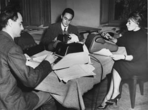 L'Ufficio Internazionale di Latitudini a Pino Torinese, 1959