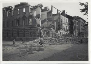 Bombardamenti e danni di guerra: gli edifici scolastici