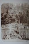 Ritratto di gruppo delle allieve dell'Istituto a Villa della Regina. © Archivio di Stato di Torino