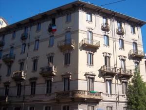 Pietro Fenoglio, Casa Pecco, 1902. Fotografia L&M, 2011.