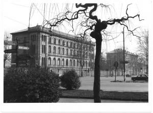 Caserme Pugnani e Sani, circa 1970 © Archivio Storico della Città di Torino
