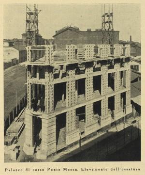 Case di abitazione dell'impresa Grassi