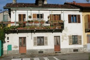 Casetta via Aosta 119. Fotografia Giuseppe Beraudo, 2009