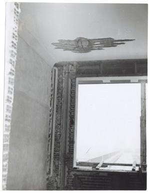 Fiat Mirafiori. Effetti prodotti dai bombardamenti del 4-5 dicembre 1940.  UPA 0943D_9A02-03. © Archivio Storico della Città di Torino