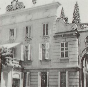 Villa Lora Totino, già Vigna Balzet