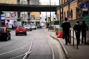 """Linea 9 dell'Azienda Tranvie Municipali, già Linea A, già linea """"Barriera Lanzo-Barriera Orbassano"""""""
