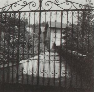 Villa in strada d'Harcourt 30