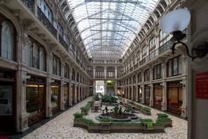 Galleria Subalpina: bombardamento