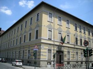 Scuola Elementare Michele Coppino. Fotografia di Daniele Trivella, 2013