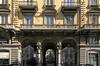 Camillo Riccio, Casa Martini e Rossi (facciata), 1873. Fotografia di Dario Lanzardo, 2010. © MuseoTorino.