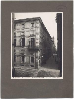 Palazzo Barolo. Fotografia di Giancarlo Dall'Armi. © Archivio Storico della Città di Torino