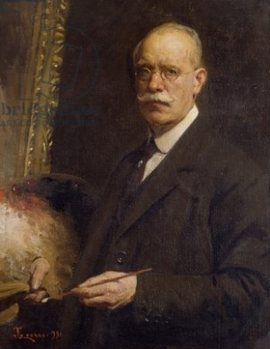 Giacomo Grosso (Cambiano 1860 - Torino 1938)