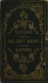 Torino nel 1861. Biblioteca civica centrale, Cartografico 3/4.13.04 © Biblioteche civiche torinesi