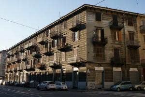 Case Grassi, corso Palermo
