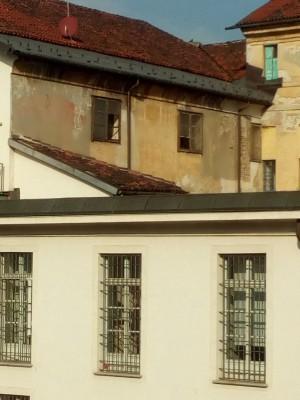 Orologio solare, Chiesa Santi Martiri, Collegio dei Gesuiti