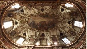 Volta del Santuario della Consolata. Fotografia di Paolo Mussat Sartor e Paolo Pellion di Persano, 2010. © MuseoTorino