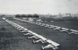 Ex Aeroporto Militare Carlo Piazza e campo volo Gino Lisa