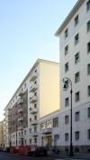 Edifici di civile abitazione in via Bertolotti. Fotografia di Caterina Franchini
